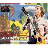PAUL McCARTNEY / LIVE FROM NYC 2018 【2CD+DVD】