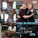 PAUL McCARTNEY / THE LATE LATE SHOW 2018 【DVD】