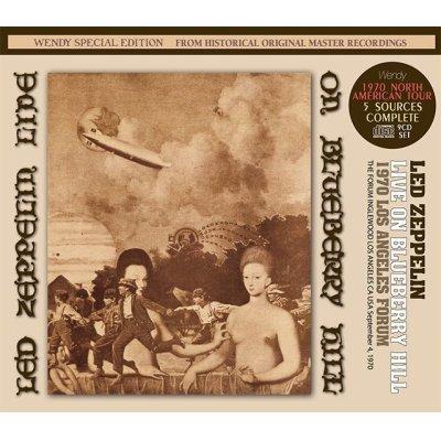 画像1: LED ZEPPELIN / LIVE ON BLUEBERRY HILL 1970 【9CD】