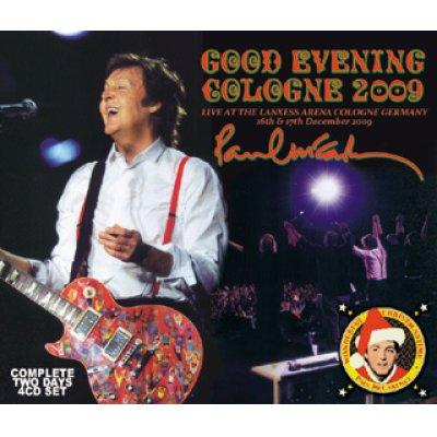 画像1: PAUL McCARTNEY / GOOD EVENING COLOGNE 2009 【4CD】