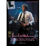 PAUL McCARTNEY / COMPLETE ELECTRIC PROMS 【1DVD】