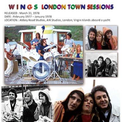 画像3: PAUL McCARTNEY / LONDON TOWN SESSIONS 【3CD】