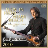 PAUL McCARTNEY / FLEW IN FROM MIAMI BEACH 【2CD】