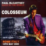 PAUL McCARTNEY / COLOSSEUM 【2CD】