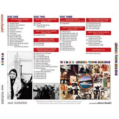 画像2: PAUL McCARTNEY / LONDON TOWN SESSIONS 【3CD】
