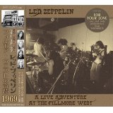 A LIVE ADVENTURE AT THE FILLMORE WEST 【2CD】