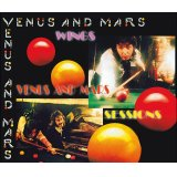 VENUS AND MARS SESSIONS 【2CD】