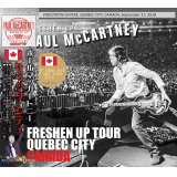 PAUL McCARTNEY / FRESHEN UP TOUR QUEBEC CITY 2018 【2CD】