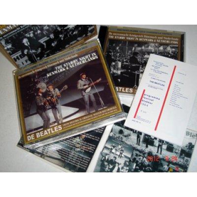 画像3: THE BEATLES / STARRY NIGHT IN DENMARK & THE NETHERLANDS 【2CD+DVD】