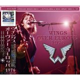 WINGS OVER EUROPE 1976 【3CD】