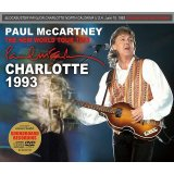 PAUL McCARTNEY / CHARLOTTE 1993 【2CD+DVD】