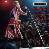 DAVID BOWIE / STUDENT ISLAND FESTIVAL 1997 【1CD】