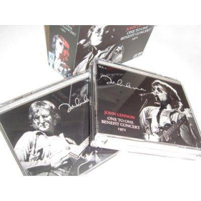 画像3: JOHN LENNON / ONE TO ONE BENEFIT CONCERT 1972 【5CD+DVD】