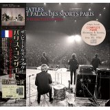 THE BEATLES / LIVE AT PALAIS DES SPORTS PARIS 1965 【2CD】