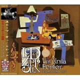 LED ZEPPELIN / VIS UNITA FORTIOR stoke-on-trent 1973 【2CD】