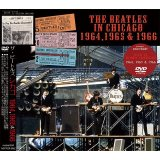 THE BEATLES / THE BEATLES IN CHICAGO 1964, 1965 & 1966 【DVD】