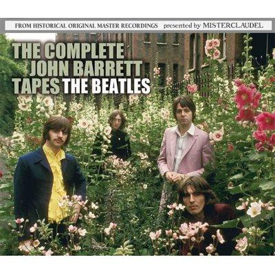 画像1: THE BEATLES / COMPLETE JOHN BARRETT TAPES 【5CD】