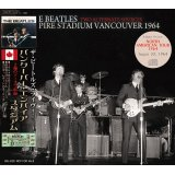 THE BEATLES / EMPIRE STADIUM VANCOUVER 1964 【CD】