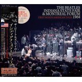 THE BEATLES / INDIANAPOLIS STATE FAIR & MONTREAL FORUM 【1CD】