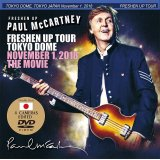 PAUL McCARTNEY / FRESHEN UP TOKYO DOME THE MOVIE November 1, 2018 【DVD】