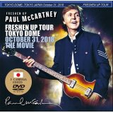 PAUL McCARTNEY / FRESHEN UP TOKYO DOME THE MOVIE October 31, 2018 【DVD】