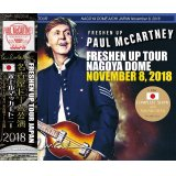 PAUL McCARTNEY / FRESHEN UP NAGOYA DOME 2018 【3CD】