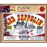 LED ZEPPELIN / EALR'S COURT May 23, 1975 【4CD】