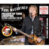 PAUL McCARTNEY / FRESHEN UP LIVERPOOL ECHO ARENA 2018 【3CD】