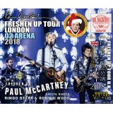 PAUL McCARTNEY / FRESHEN UP LONDON O2 ARENA 2018 【3CD】