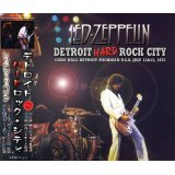 LED ZEPPELIN / DETROIT HARD ROCK CITY 【3CD】