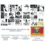 TEXAS INTERNATIONAL POP FESTIVAL 【5CD】