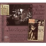 BACK TO THE CLUBS BELFAST 1971 【2CD】