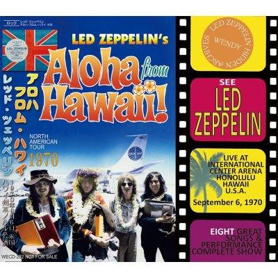 画像1: LED ZEPPELIN / ALOHA FROM HAWAII 1970 【1CD】