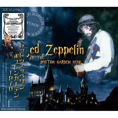 画像1: LED ZEPPELIN / AT THE BOSTON GARDEN 1970 【2CD】