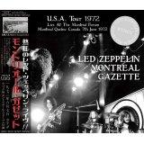 LED ZEPPELIN / MONTREAL GAZETTE 【3CD】