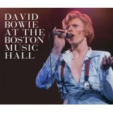 DAVID BOWIE AT THE BOSTON MUSIC HALL 1974 【2CD+DVD】