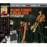 THE ROLLING STONES / LIVE IN MILAN 1970 【2CD+DVD】