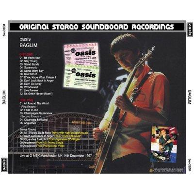 画像2: OASIS 1997 BAGLIM 2CD