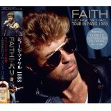 GEORGE MICHAEL / FAITH TOUR IN PARIS 1988 【1CD】