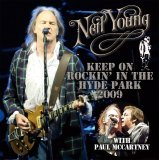 NEIL YOUNG / KEEP ON ROCKIN' IN THE HYDE PARK 2009 【2CD】