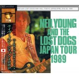 NEIL YOUNG and THE LOST DOGS JAPAN TOUR 1989 【3CD】