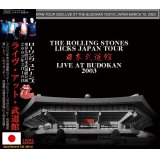 THE ROLLING STONES / LIVE AT BUDOKAN 2003 【2CD】