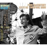 PAUL McCARTNEY / LET IT BE LIVERPOOL 1990 【CD+DVD】
