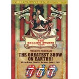 THE GREATEST SHOW ON EARTH 【DVD】