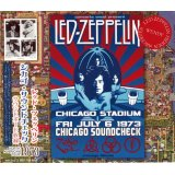 LED ZEPPELIN / CHICAGO SOUNDCHECK 1973 【1CD】