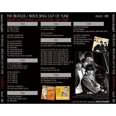 画像2: THE BEATLES / BIRDS SING OUT OF TUNE 【1CD】