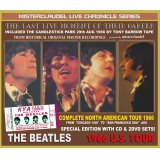 THE BEATLES / COMPLETE NORTH AMERICAN TOUR 1966 【CD+2DVD】