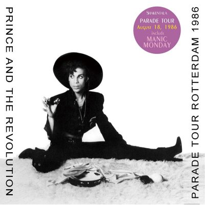 画像1: PRINCE / PARADE TOUR ROTTERDAM 1986 【2CD】
