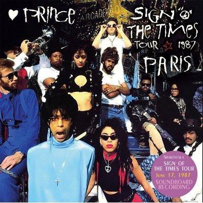 画像1: PRINCE / SIGN OF THE TIMES 1987 PARIS 【1CD】