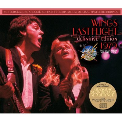 画像1: PAUL McCARTNEY / WINGS LAST FLIGHT definitive edition 【5CD】